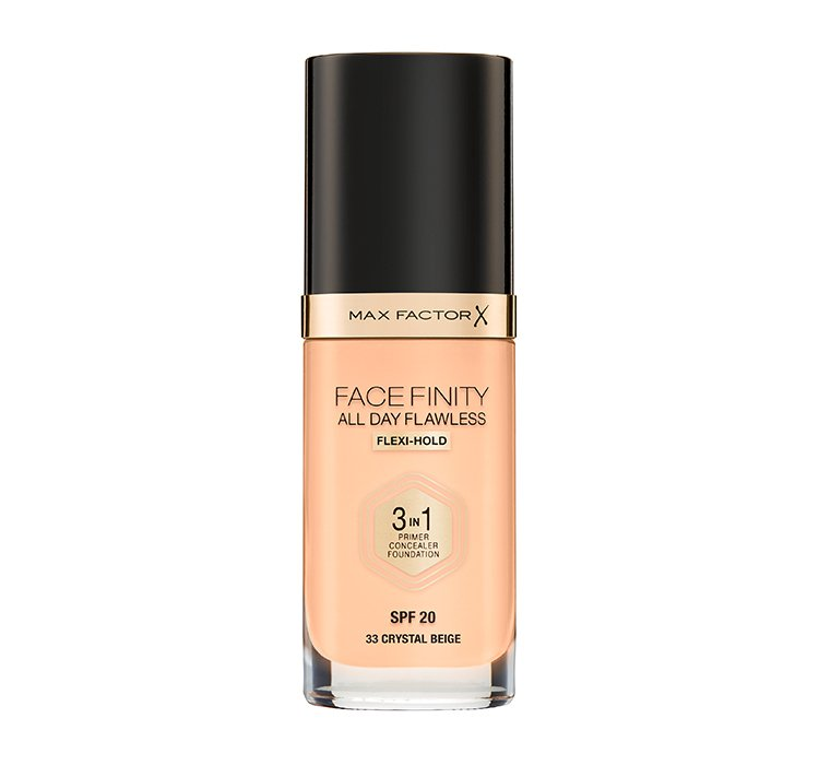 podklad 3w1 Facefinity od Max Factor