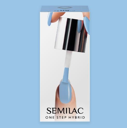 jeden z lakierów z serii One Step Semilaca